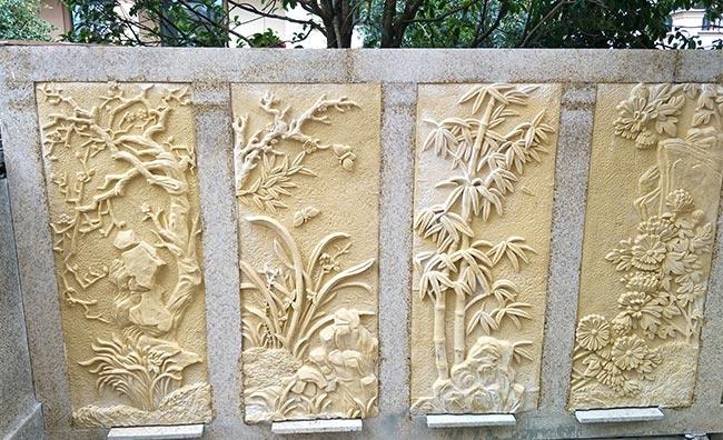 砂岩雕塑定制